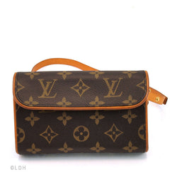 Louis Vuitton Monogram Pochette Florentine (Authentic Pre Owned)