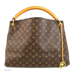 Louis Vuitton Monogram Artsy MM (Authentic Pre Owned)