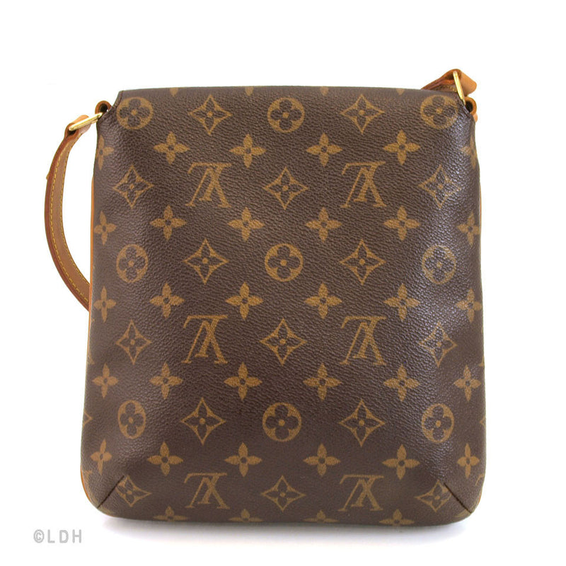 Louis Vuitton Monogram Musette Salsa leather (Authentic Pre Owned)