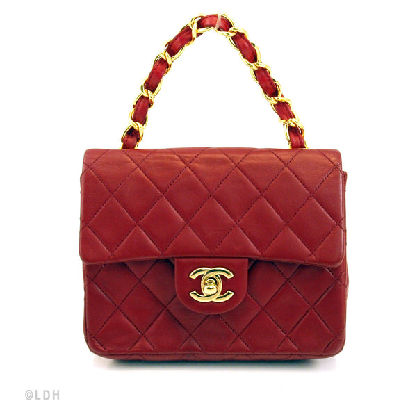 Chanel Mini Flap (Authentic Pre Owned)