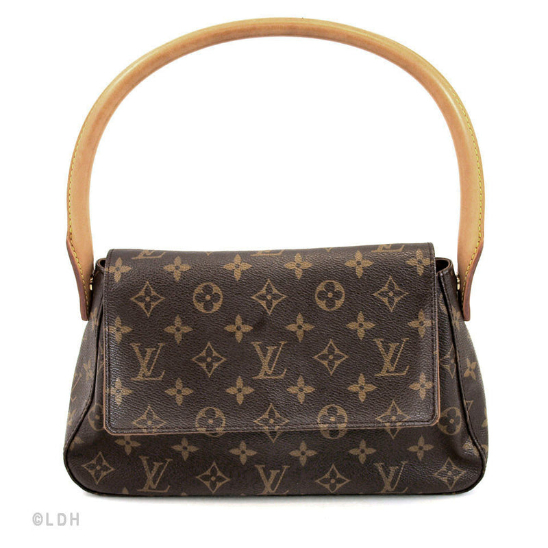 Louis Vuitton Monogram Mini Looping (Authentic Pre Owned)