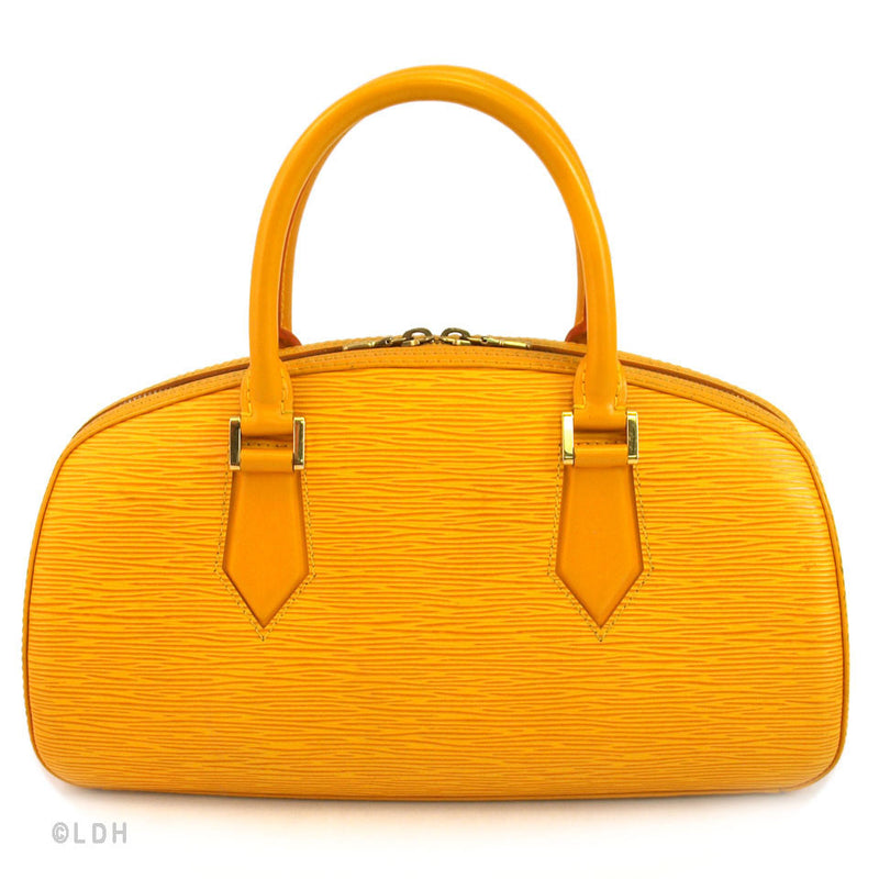 Louis Vuitton Yellow Epi Jasmin (Authentic Pre Owned)