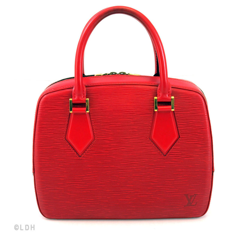 Louis Vuitton Red Epi Sablons (Authentic Pre Owned)