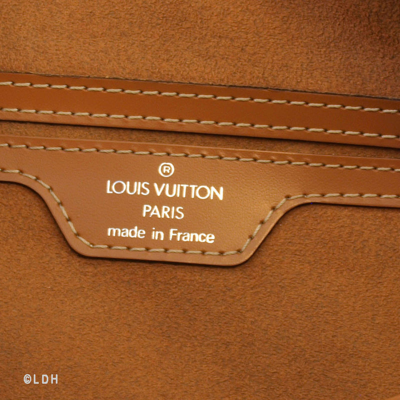 Louis Vuitton Brown Epi Soufflot (Authentic Pre Owned)