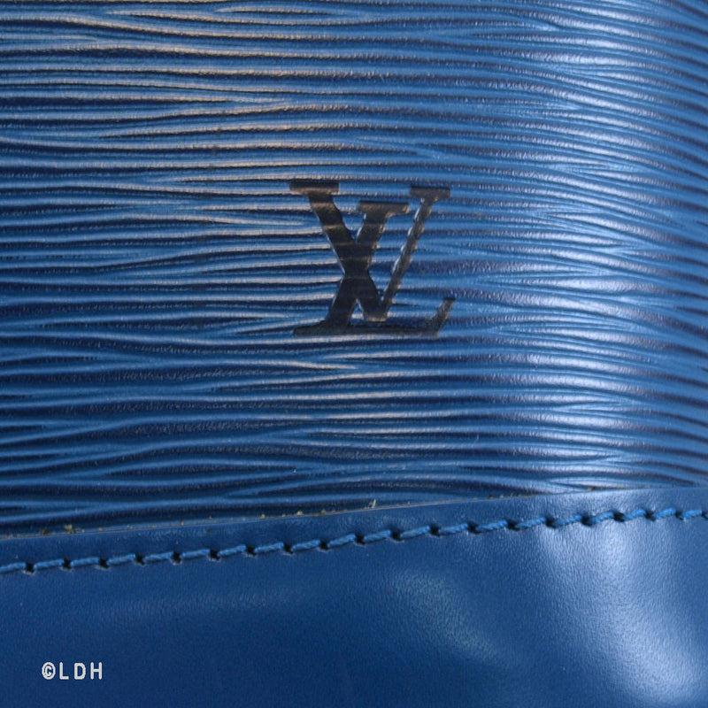 Louis Vuitton Blue Epi Alma (Authentic Pre Owned)
