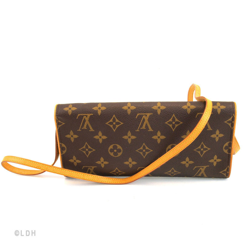 Louis Vuitton Twin Pochette MM (Authentic Pre Owned)