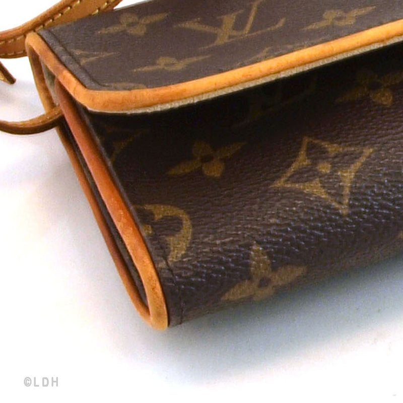 Louis Vuitton Twin Pochette PM (Authentic Pre Owned)