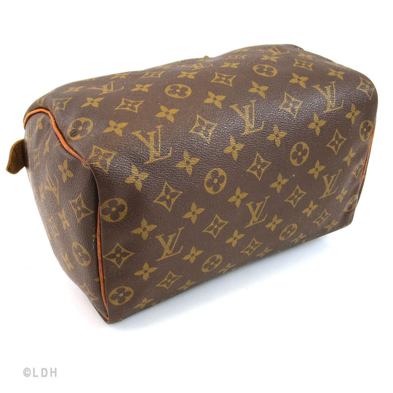 Louis Vuitton Speedy 25 Monogram( Authentic Pre Owned )