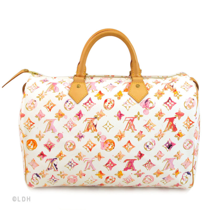 Louis Vuitton Speedy 30 Watercolor (Autentic Pre Owned)