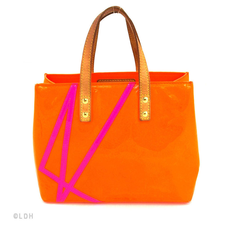 Louis Vuitton Vernis Robert Wilson Tote (Authentic Pre Owned)
