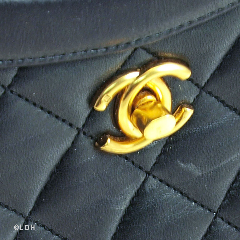 Chanel Vintage Clutch  (Authentic Pre Owned)
