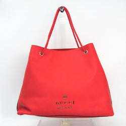 Gucci Red Leather Tote (SHA23802)