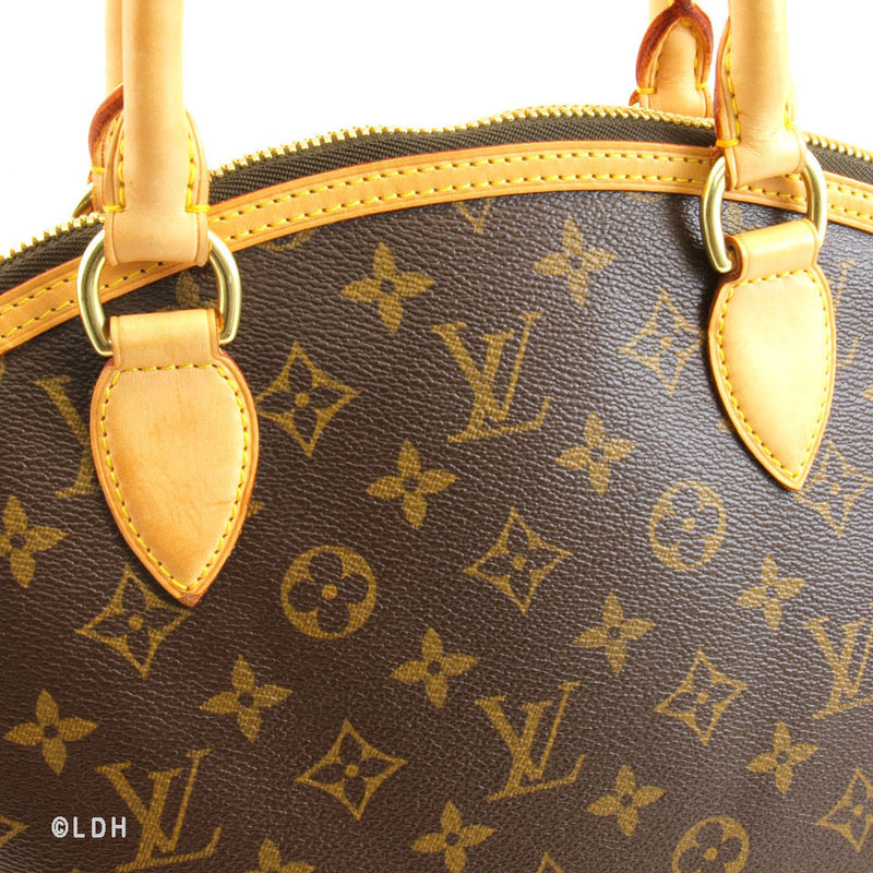 Louis Vuitton Lockit Tote (Authentic Pre Owned)