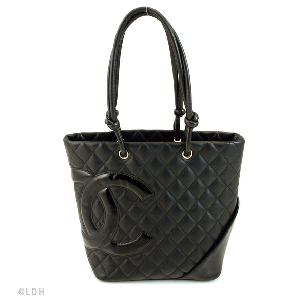 3adf571a9d51 Chanel Cambon Bucket (Authentic Pre Owned) - 150146 | LuxeDH