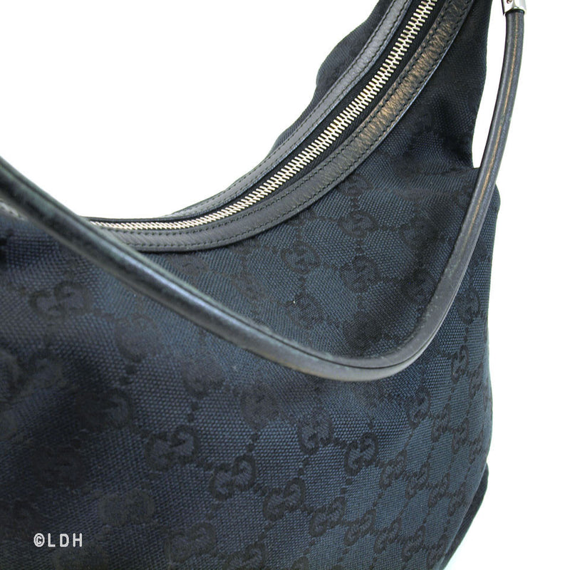 Gucci Black Shoulder Bag (Authentic Pre Owned)