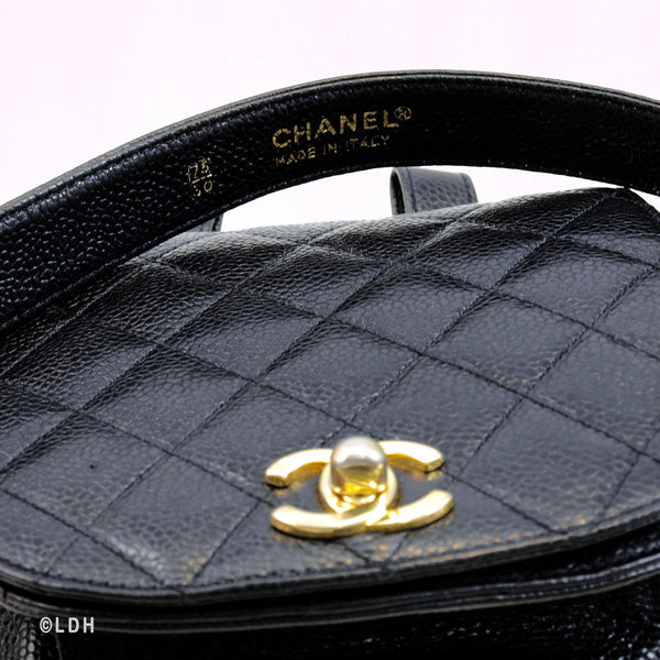 Chanel Lambskin Waist Bag  (Authentic Pre Owned)