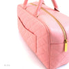 Chanel Pink Bowler (Authentic Pre Owned)