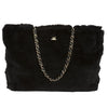 Chanel Lapin Fur Shoulder Bag (Pre Owned)