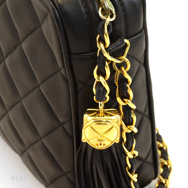 Chanel Lambskin Tassle (Authentic Pre Owned)