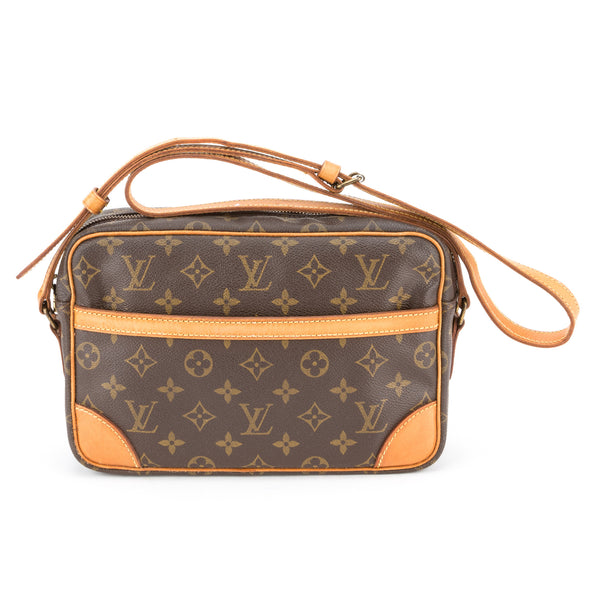 Louis Vuitton Monogram Trocadero GM (Authentic Pre Owned)