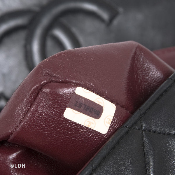 Chanel Vintage Classic Flap Lambskin  (Authentic Pre Owned)