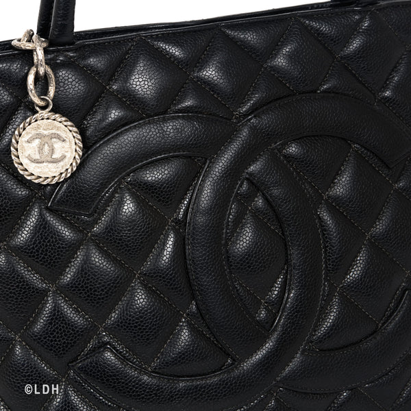 Chanel Medallion Caviar (Authentic Pre Owned)