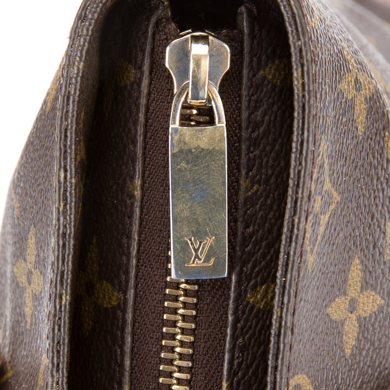 Louis Vuitton Monogram Cabas Piano (Authentic Pre Owned)