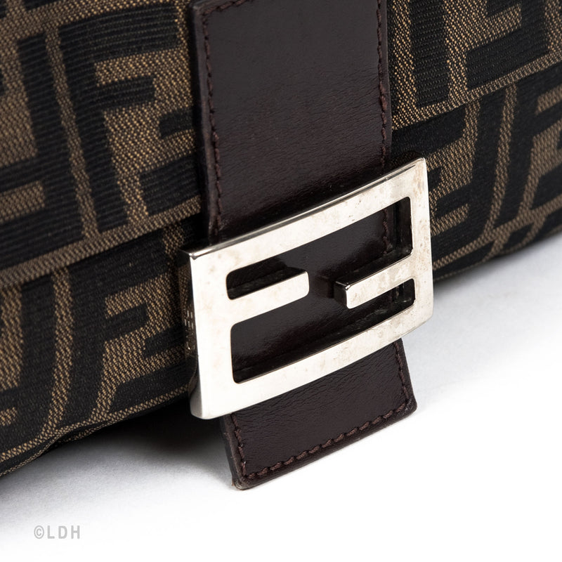 Fendi Zucca Baguette (Authentic Pre Owned)