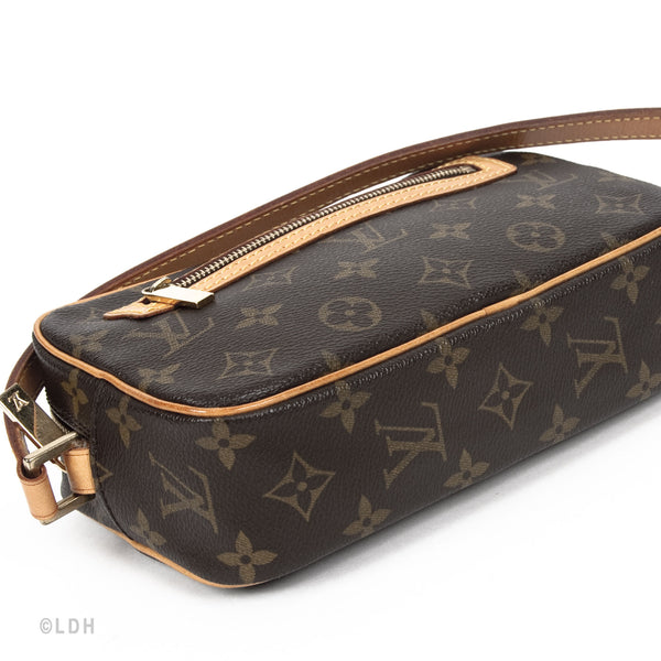 Louis Vuitton Monogram Cite PM Bag(Authentic Pre Owned)