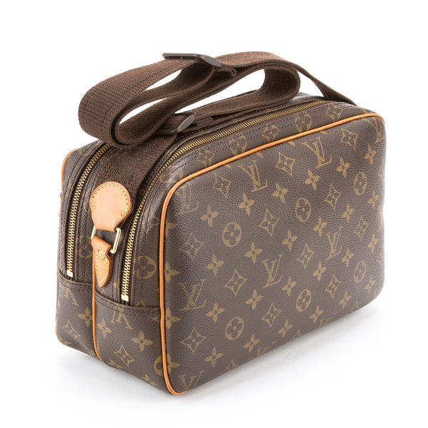 Louis Vuitton Monogram Reporter PM (Authentic Pre-Owned)