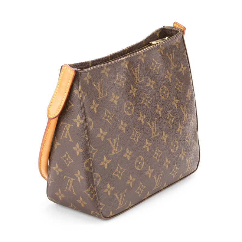Louis Vuitton Monogram Looping MM (Authentic Pre Owned)