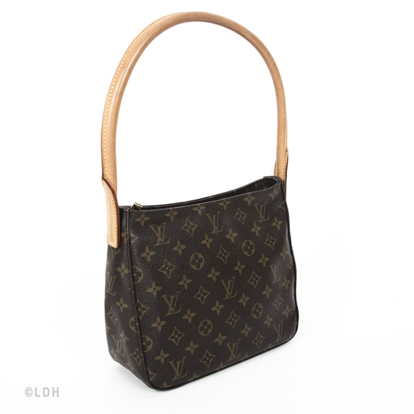 Louis Vuitton Monogram Looping MM Bag (Authentic Pre Owned)
