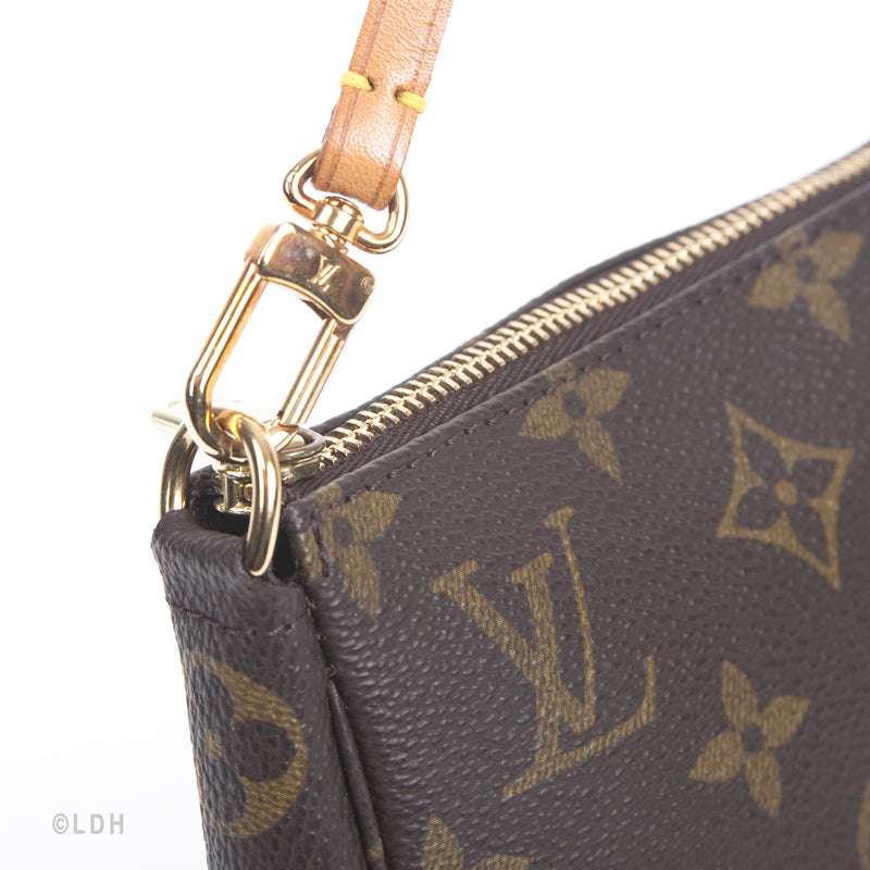 Louis Vuitton Monogram Pochette  (Authentic Pre Owned)