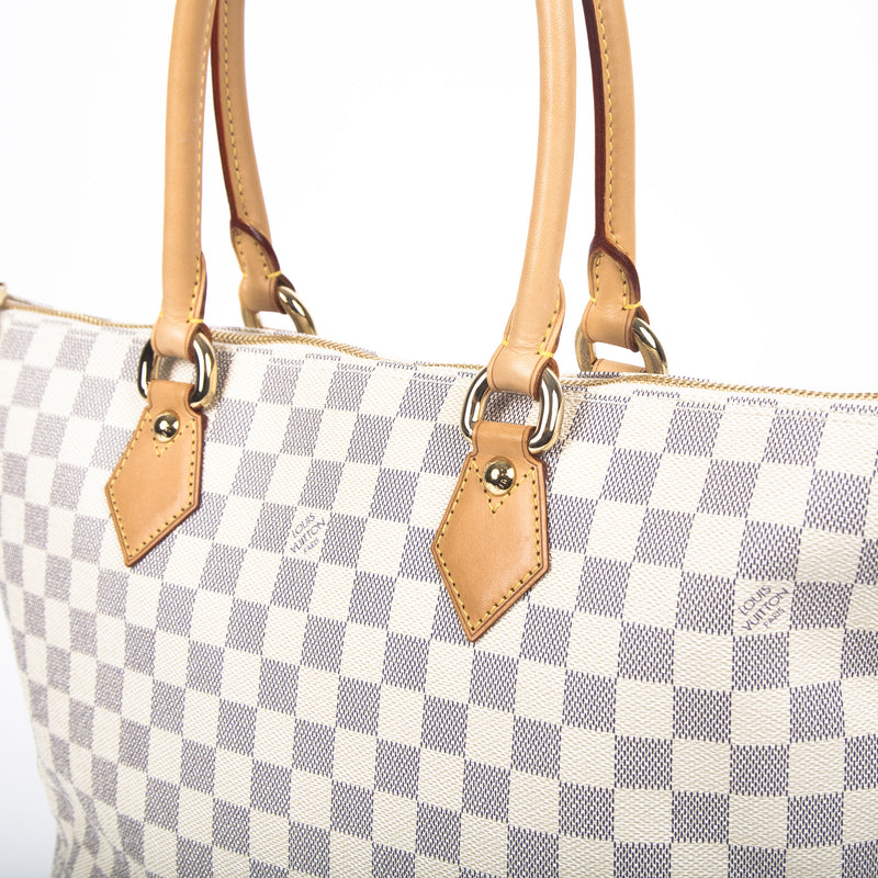 Louis Vuitton Damier Saleya MM (Authentic Pre Owned)