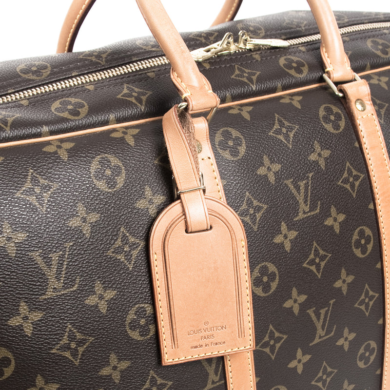 Louis Vuitton Sirius 50 soft luggage (Authentic Pre Owned)