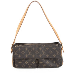Louis Vuitton Monogram Viva Cite MM (Authentic Pre Owned)