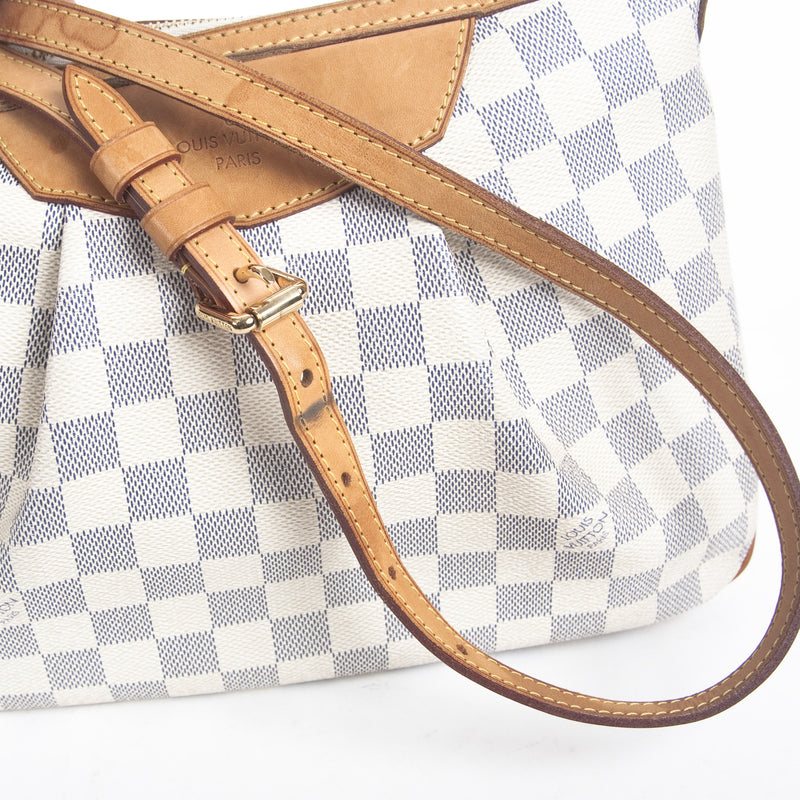 Louis Vuitton Siracusa PM (Authentic Pre Owned)