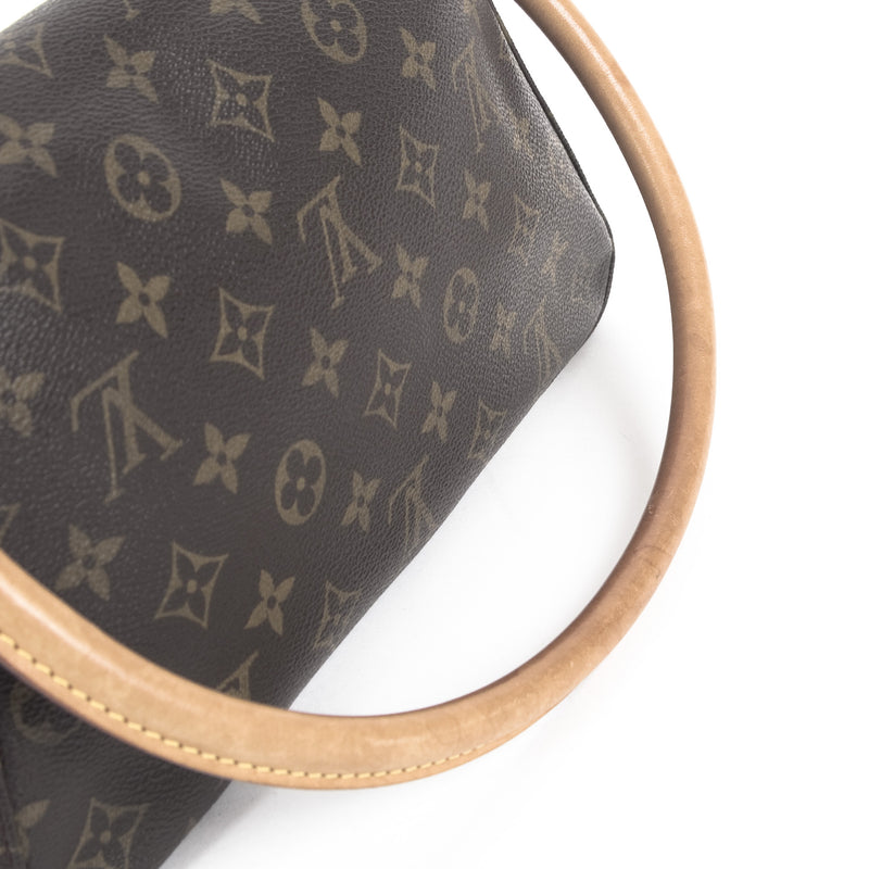 Louis Vuitton Mini Looping Monogram (Authentic Pre Owned)