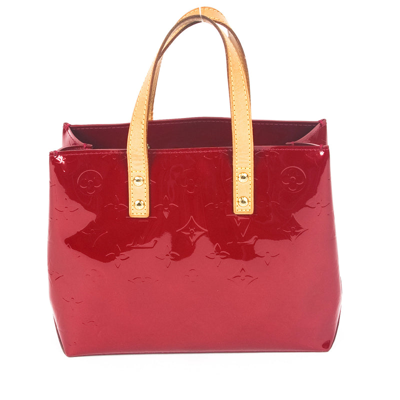 Louis Vuitton Vernis Reade PM (Authentic Pre Owned)