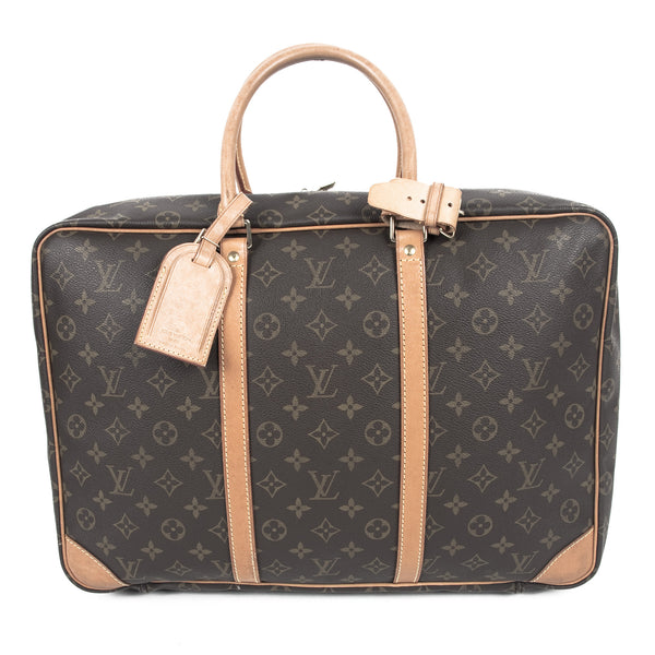Louis Vuitton Sirius 45 Boston Bag ( Authentic Pre Owned)