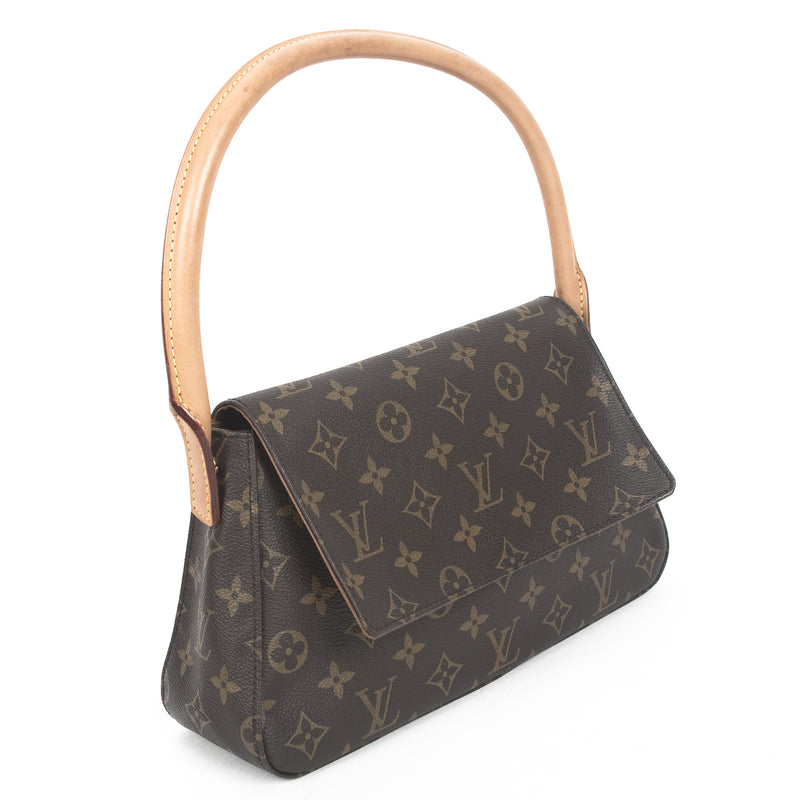 Louis Vuitton Mini Looping  (Authentic Pre Owned)