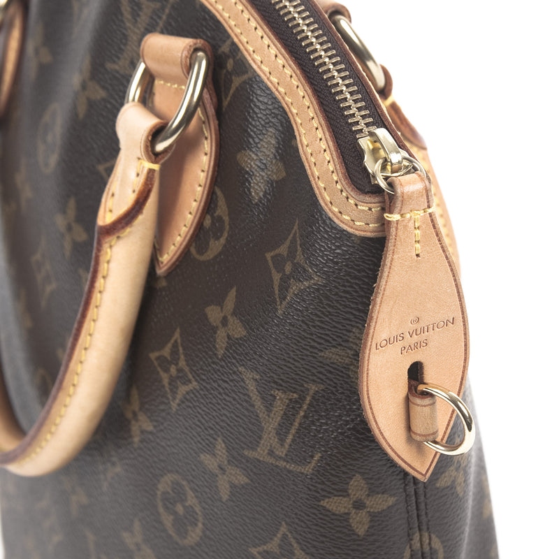 Louis Vuitton Monogram Lock It (Authentic Pre Owned)
