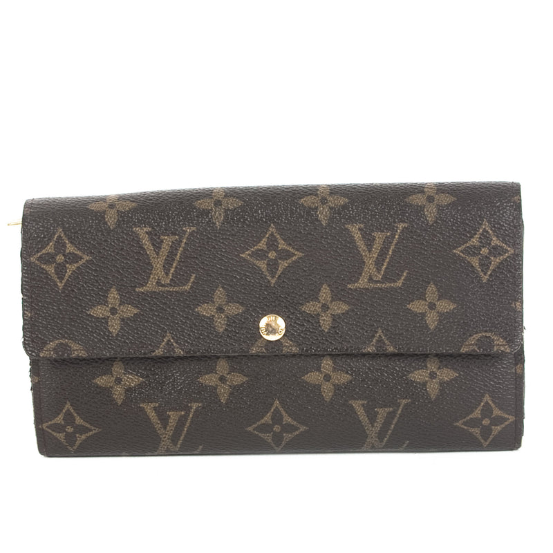 Louis Vuitton Portefeuille Sarah (Authentic Pre Owned)