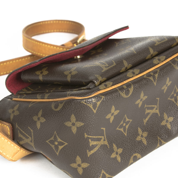 Louis Vuitton Monogram Viva Cite PM (Authentic Pre Owned)