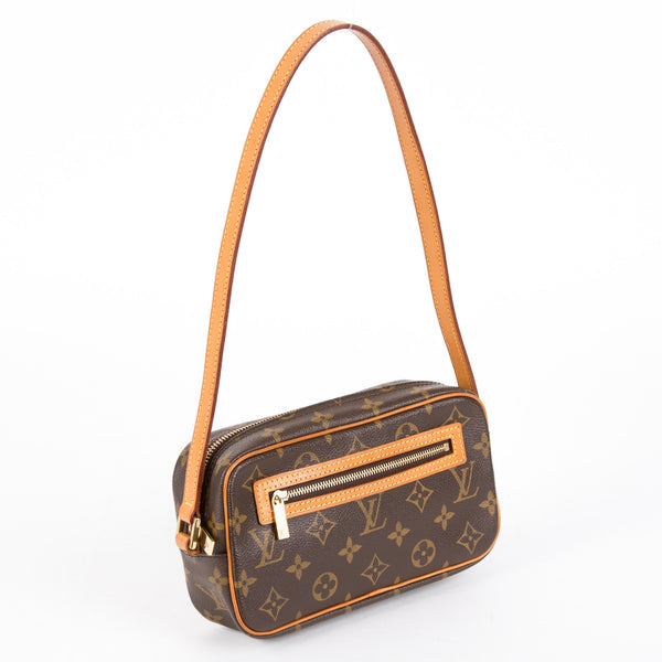 Louis Vuitton Monogram Cite pochette (Authentic Pre Owned)