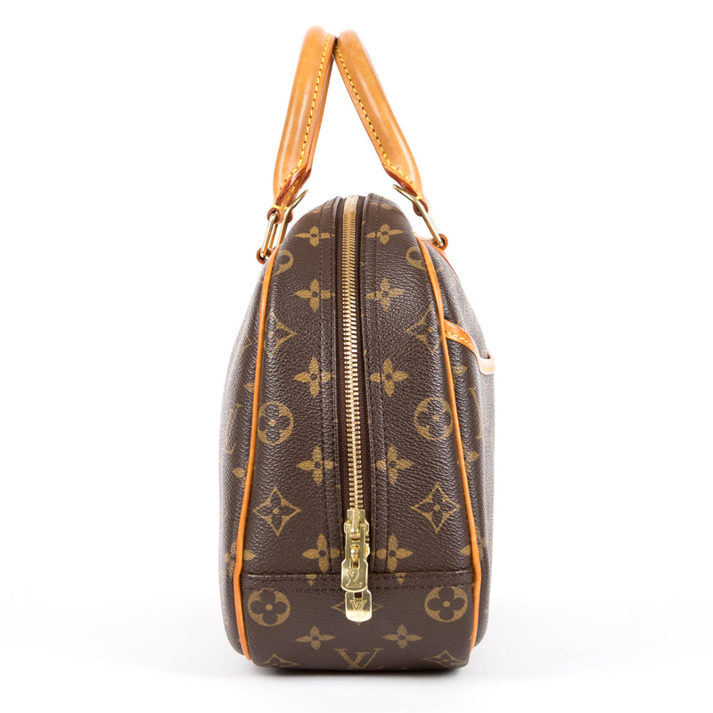 Louis Vuitton Monogram Trouville (Authentic Pre Owned)