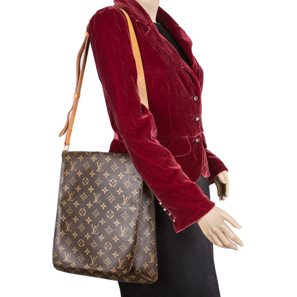 Louis Vuitton Monogram Musette  (Authentic Pre Owned)