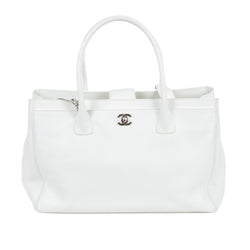 Chanel Cerf Executive Tote(Authentic Pre Owned)