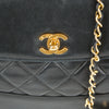 Chanel Black Quilted Single Flap (Authentic Pre Owned)