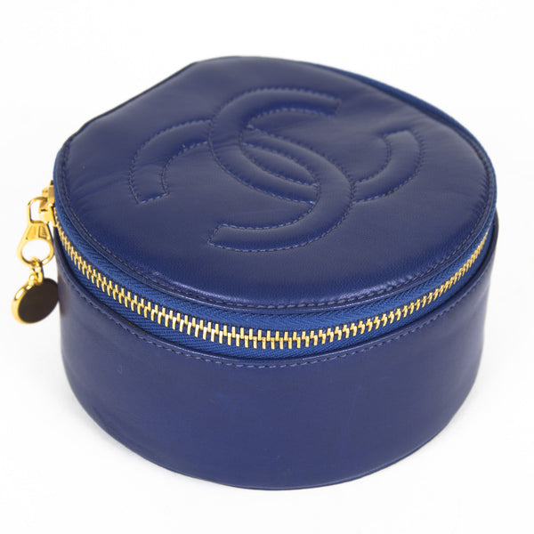 Chanel Vanity Cosmetic Case ( Authentic Pre Owned)